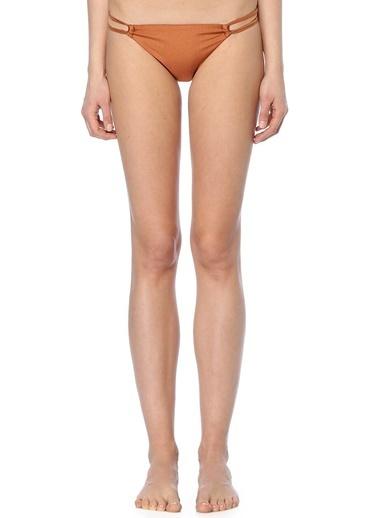Somedays Lovin Yanları Delikli Bikini Altı Bakır